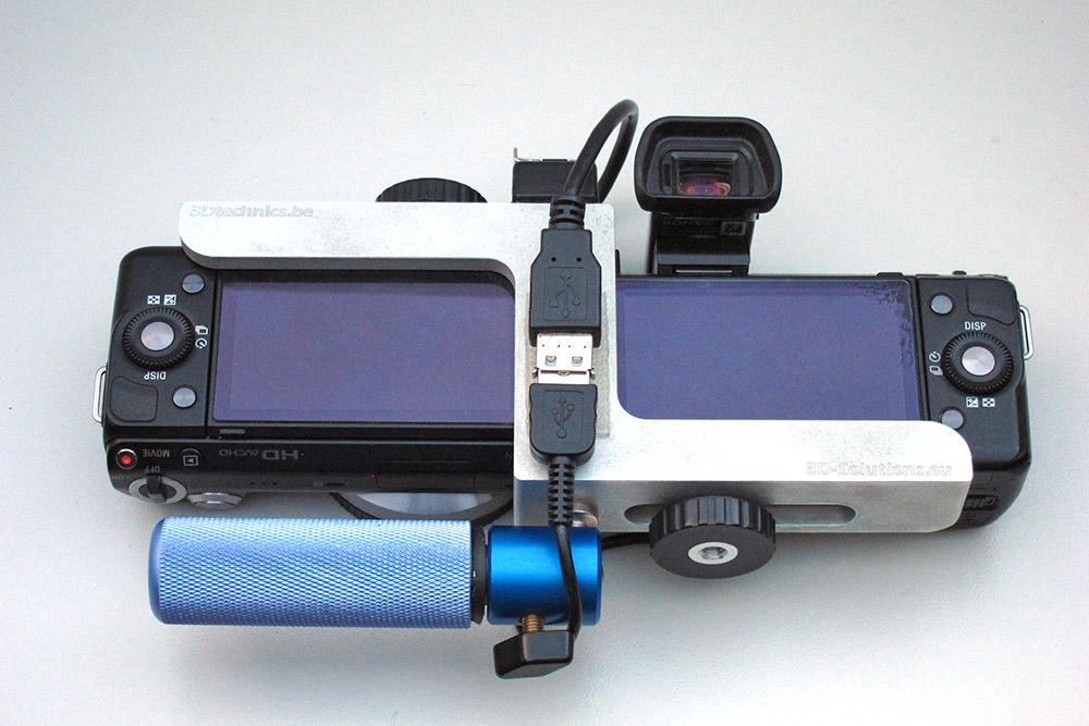 Sony Nex 5N Stereo 3D Kamera Sonderanfertigung van - Deutsche ...